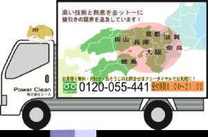 関西でゴミ屋敷の片付け業者